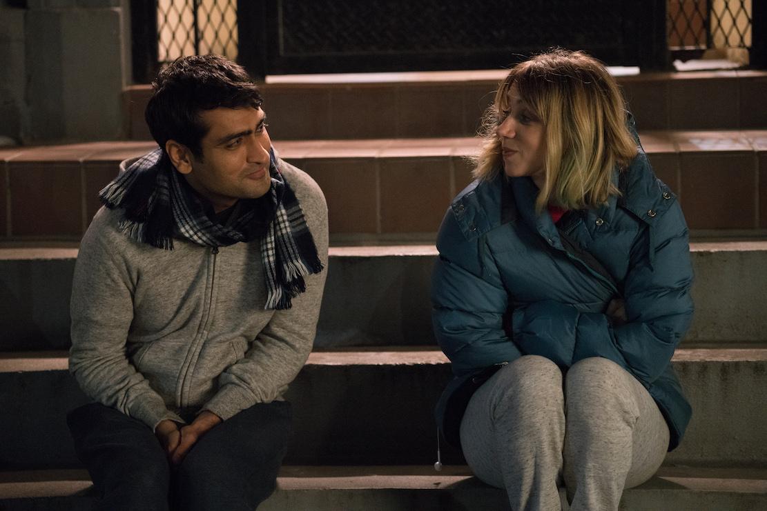 Finnes det en verden der Kumail (Kumail Nanjiani) og Emily (Zoe Kazan) kan leve godt sammen over kulturgapet?