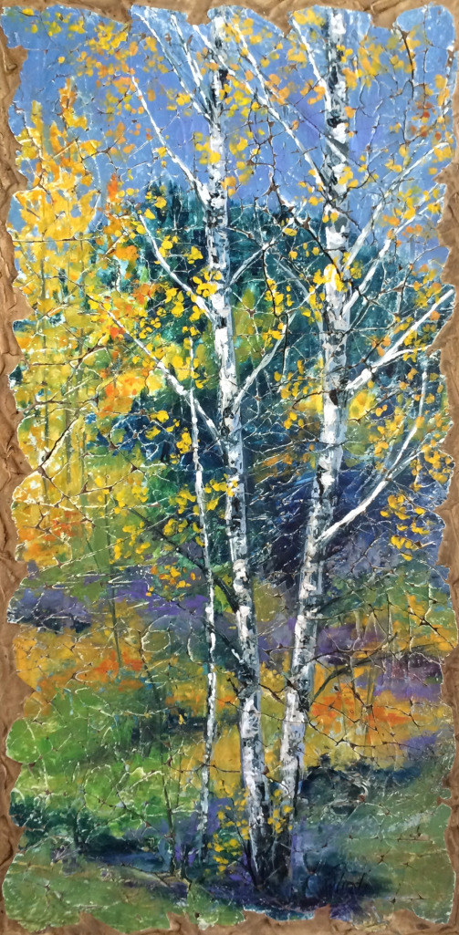 "RS15067 Autumn Rush 48""x23"""