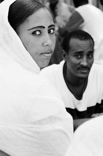 Ethopian Girl - Khartoum / Sudan, 2010, 40x50, Edition 5, 50 €