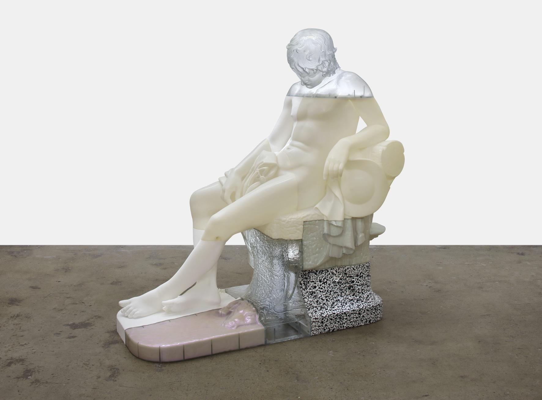 Oliver Laric, Sleeping Boy, 2016