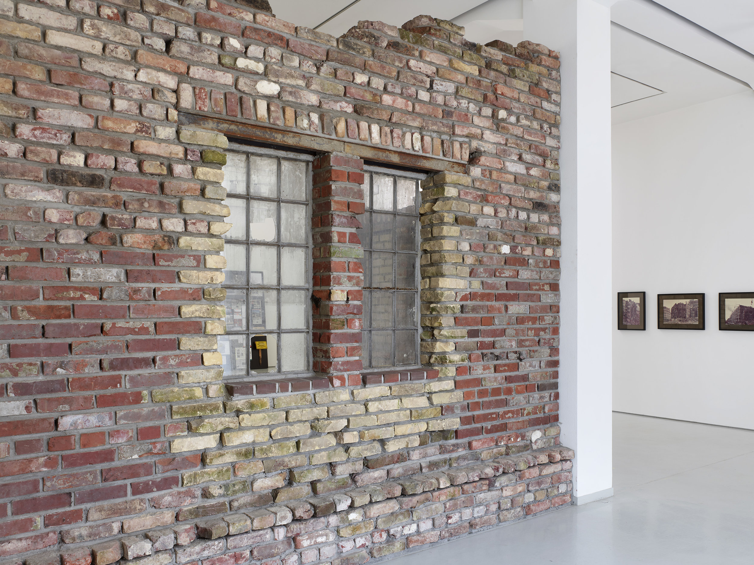 Clemens Botho Goldbach,Installationsansicht