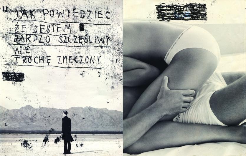 Jakub Czyszczon, How to say, 2009. Courtesy of Borowik Collection