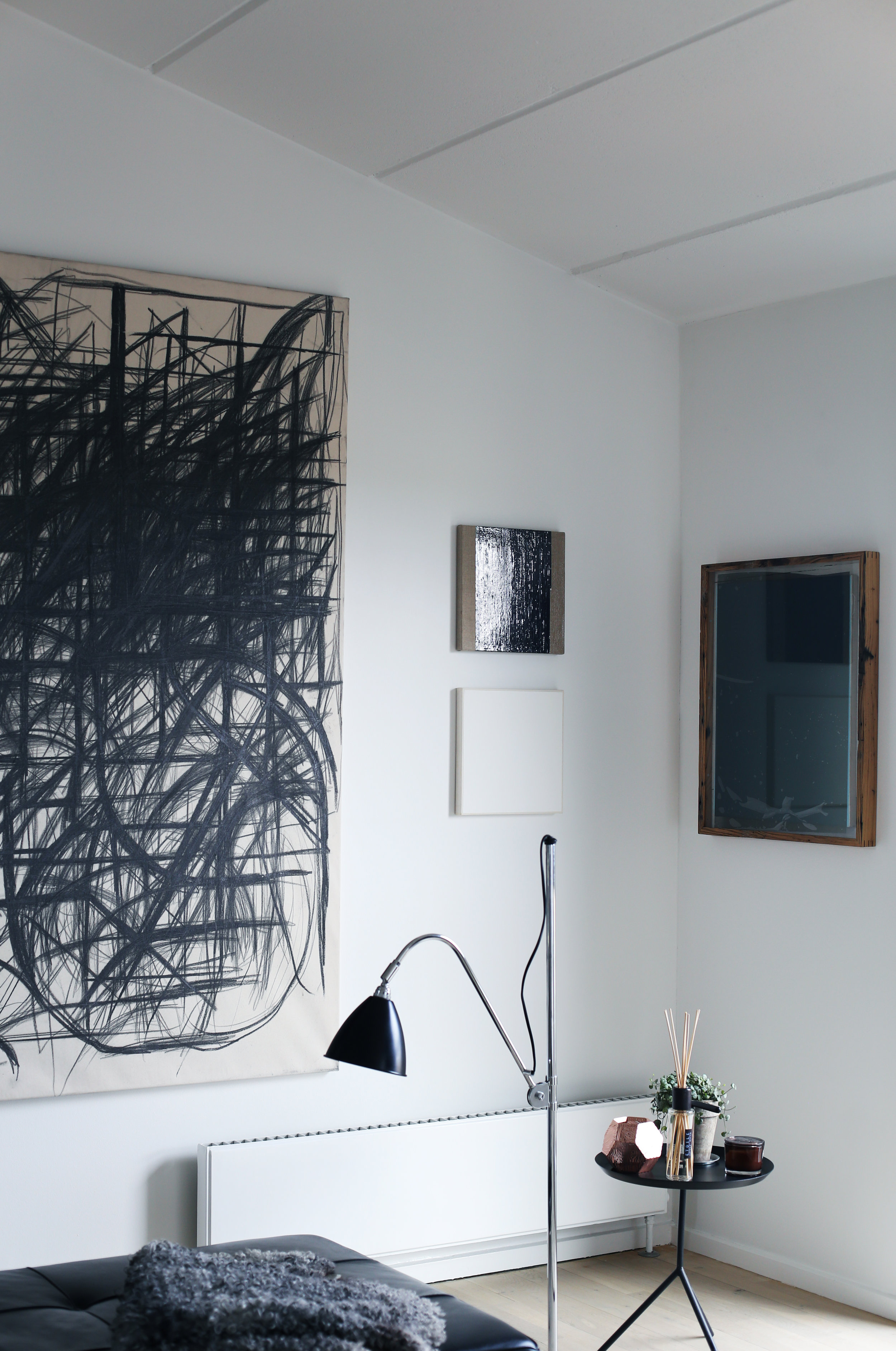 Works by Peppi Bottrop and Graham Collins - Photo: Nana Hagel