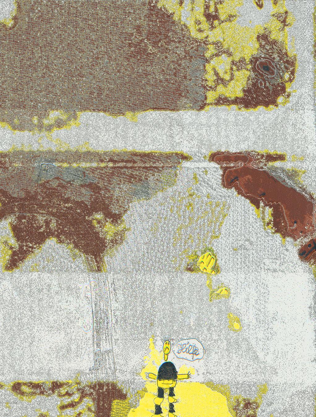 TYT_06, 2018 Inkjet on canvas 90 x 67 cm Edition of 50 480 EUR