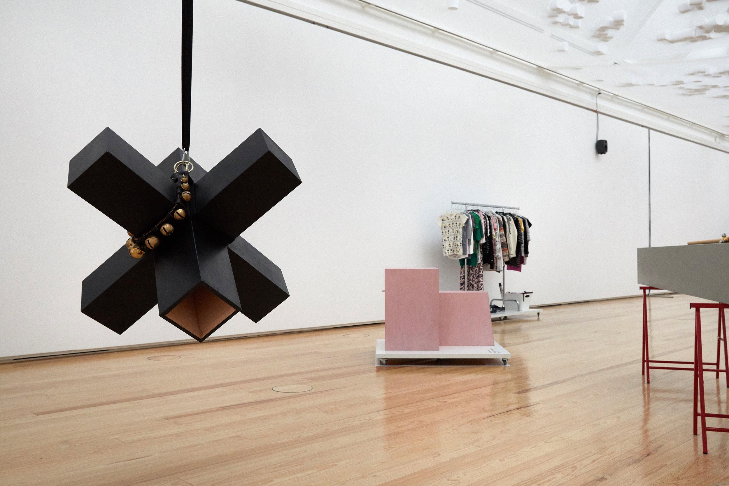 Ausstellungsansicht © Schirn Kunsthalle Frankfurt, 2019, Foto: Marc Krause