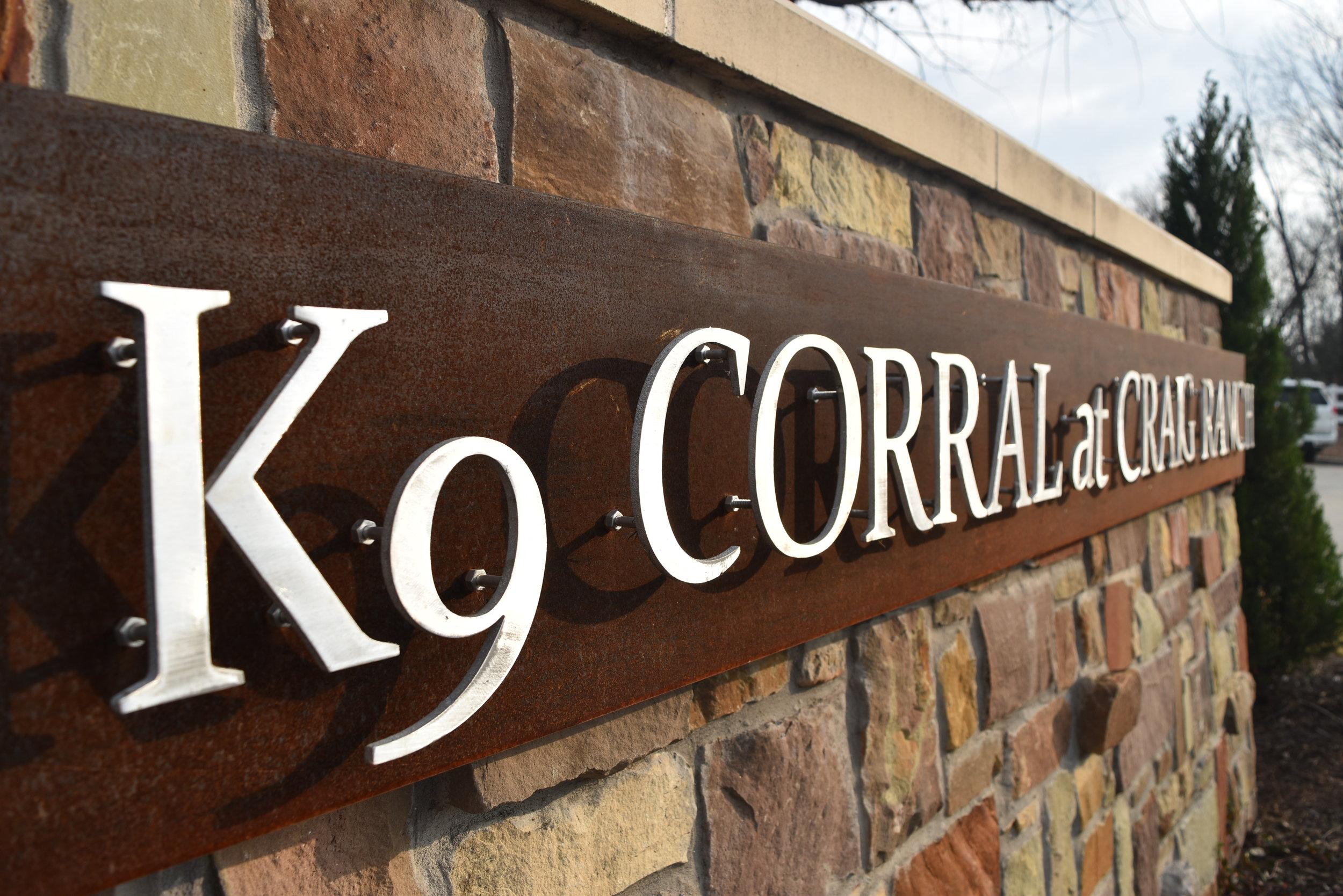K9 CORRAL AT CRAIG RANCH