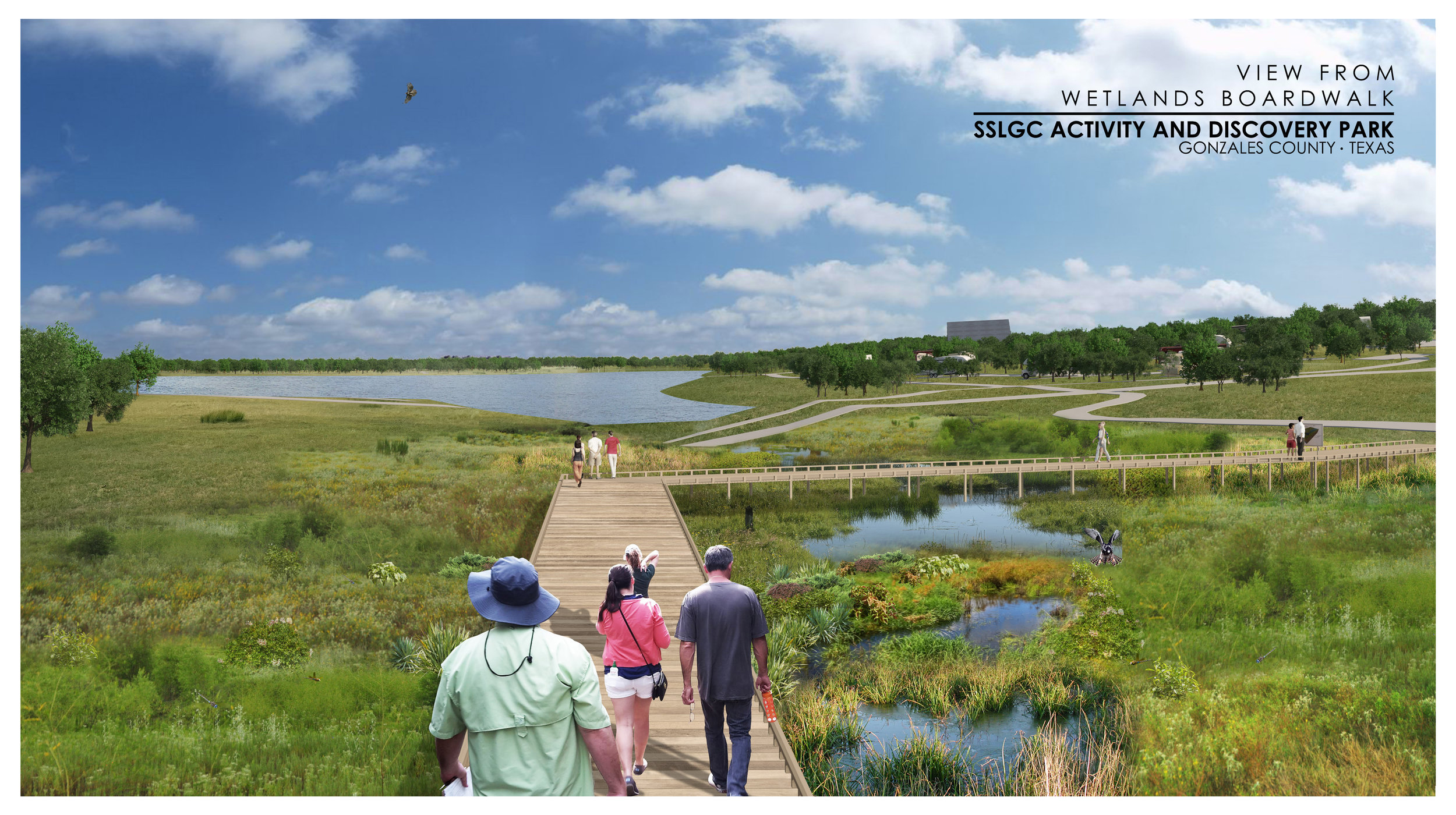 SSLGC ACTIVITY AND DISCOVERY PARK