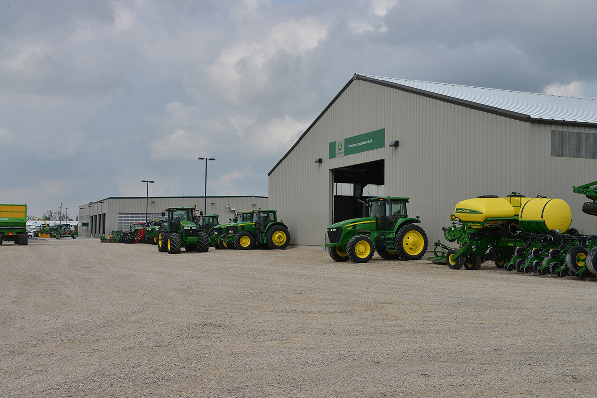 Premier Equipment - John Deere Dealership