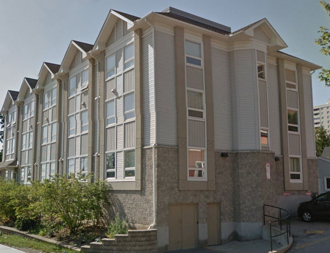 Charles Village Apartment Building
