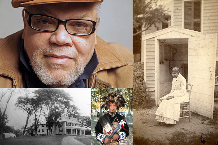 SYLVESTER MANOR HAS A RICH HISTORY, PHOTOS (CLOCKWISE FROM TOP RIGHT): PETER HILL, SYLVESTER MANOR COLLECTION, SHANE WEEKS