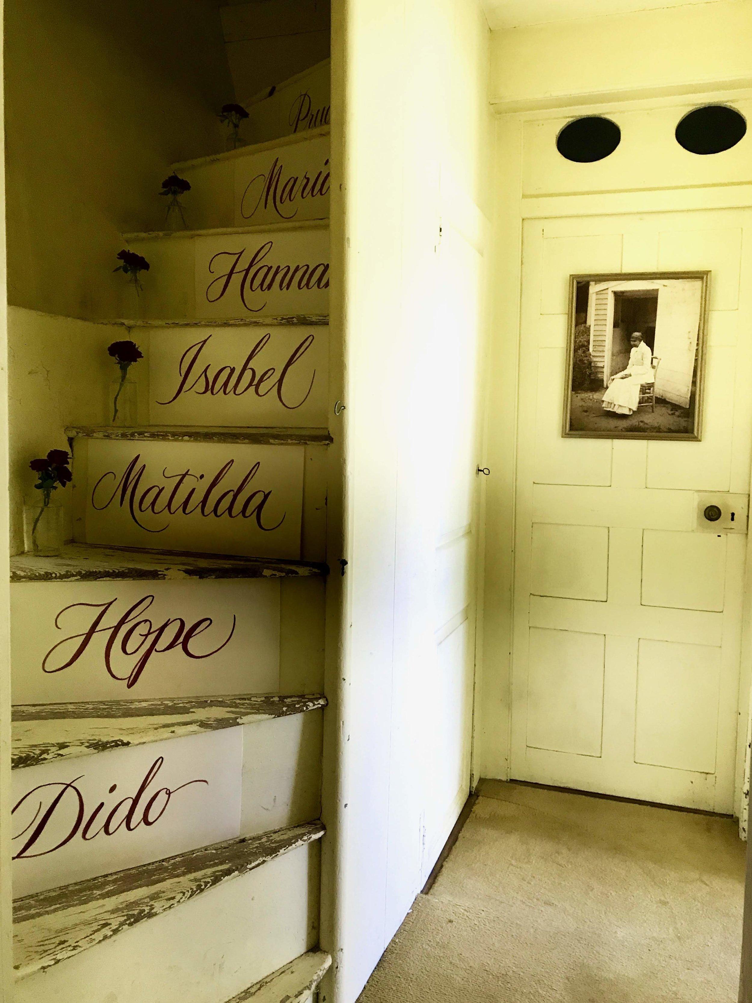 Slave Staircase