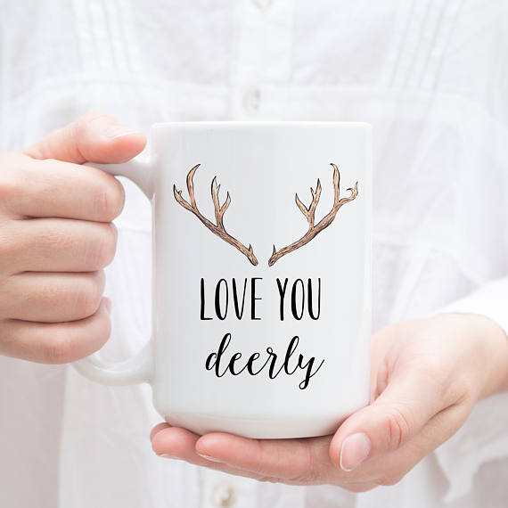 Love You Deerly Mug