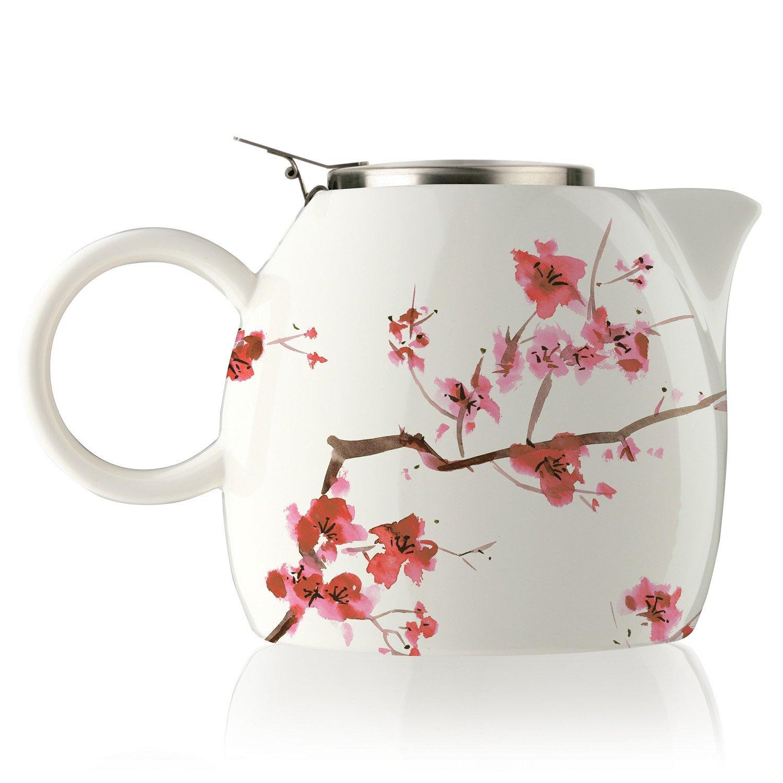 Tea Forte Floral Tea Pot