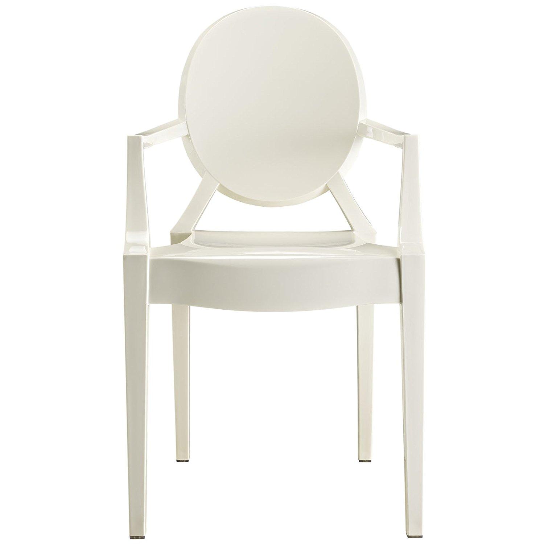 Acrylic Armed Chair