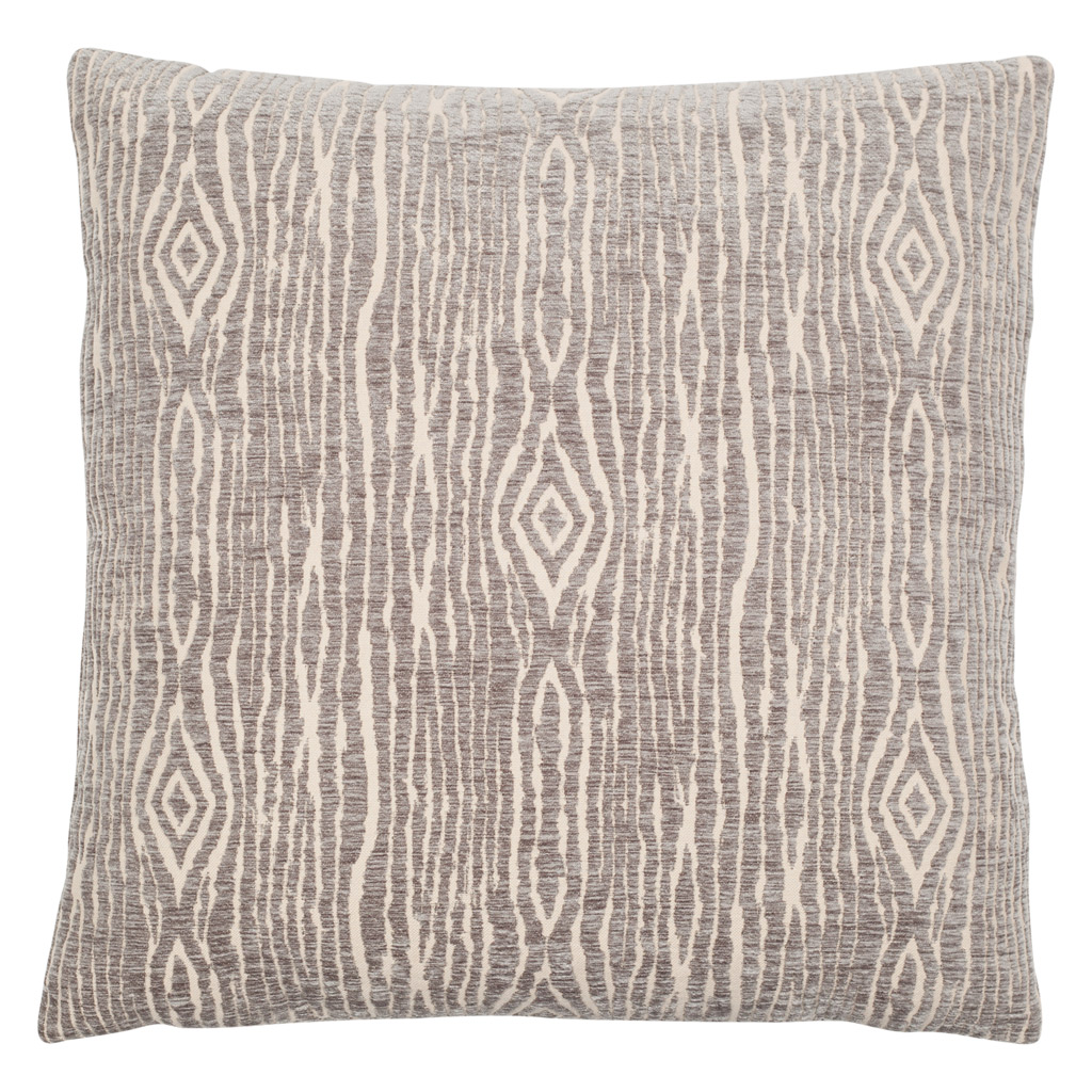 Grey Throw Pillow from Layla Grayce