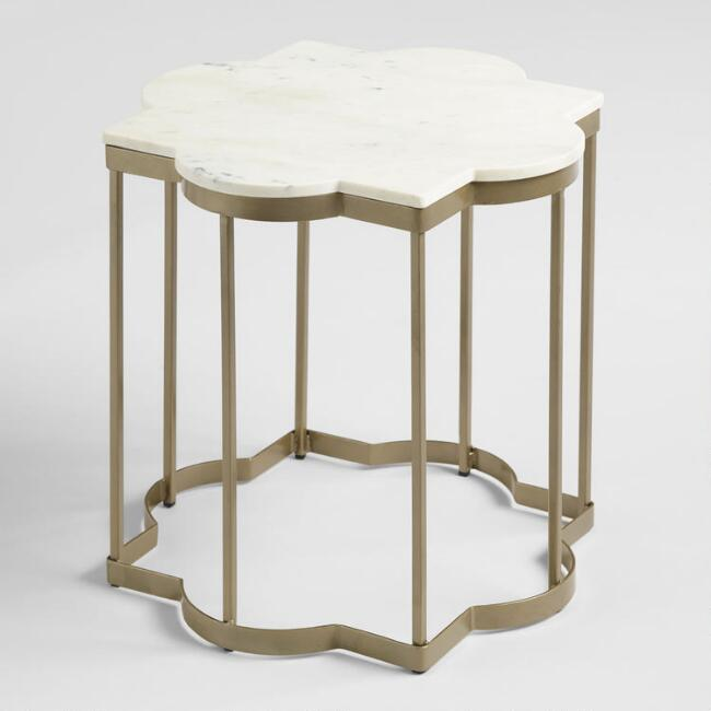 Copy of Marble Side TAble