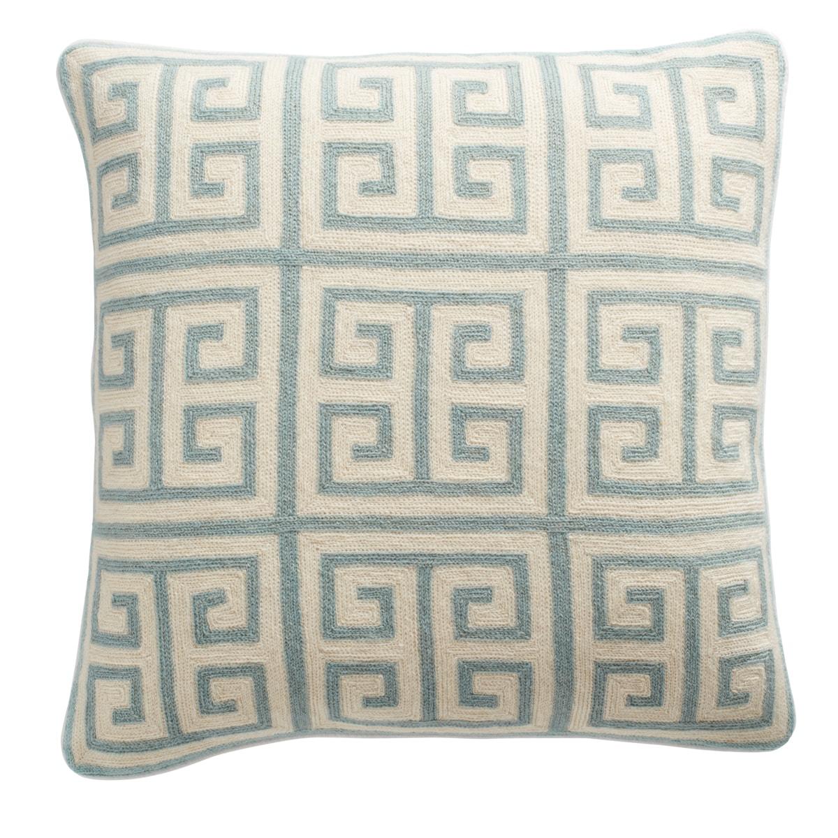 Copy of Greek Key Pillow