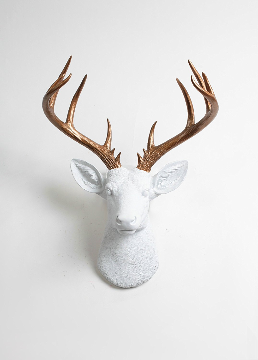 Faux Deer Head