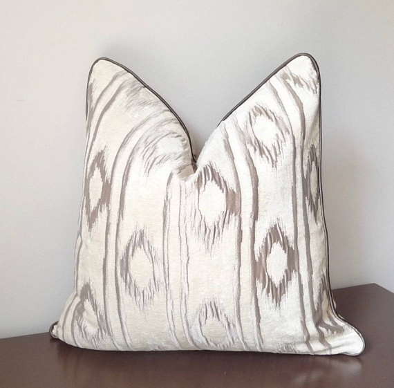 Etsy Throw Pillow