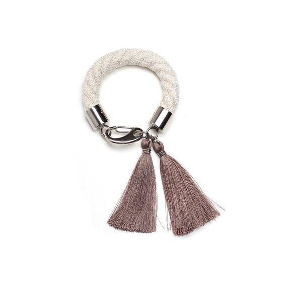 Etsy Tassel Bracelet