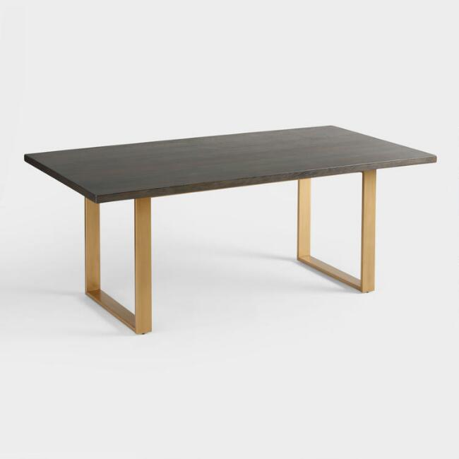 Smoke Black Table