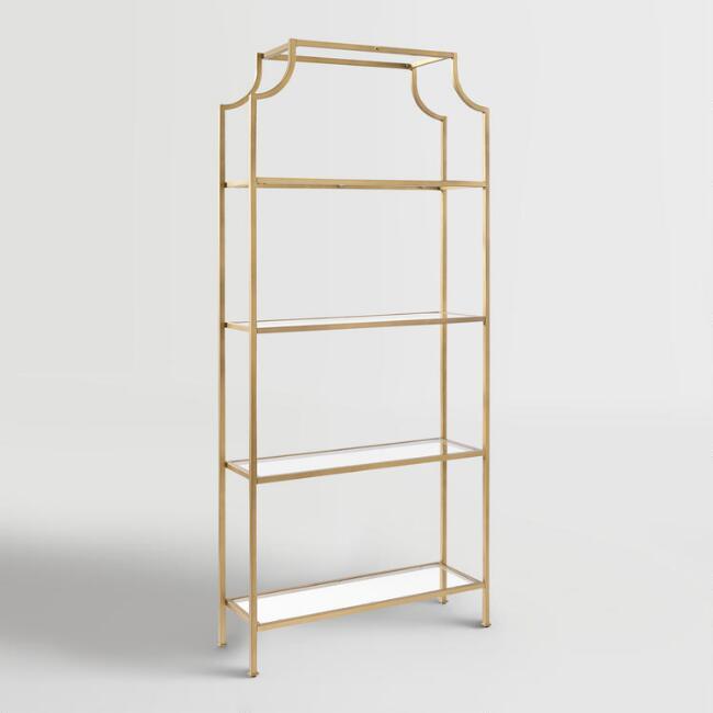Gold Shelf
