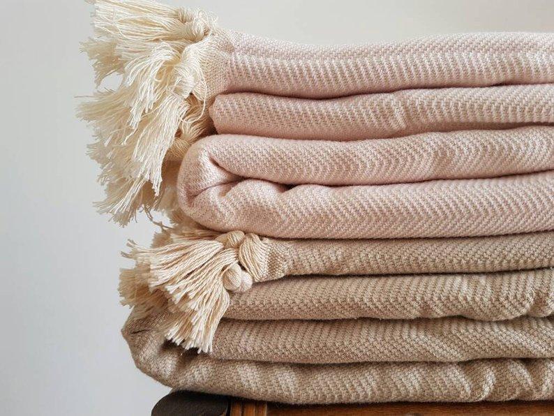 Blush Blanket
