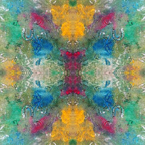 'Alpha' velvet fabric via  Evelle