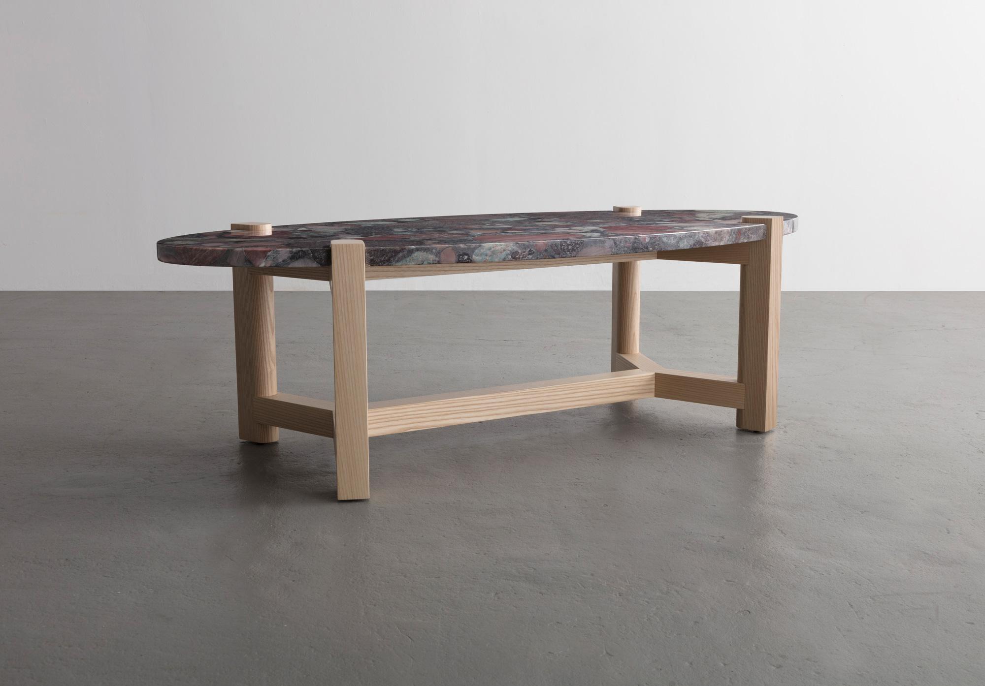 Pierce Coffee Table by David Gaynor Design
