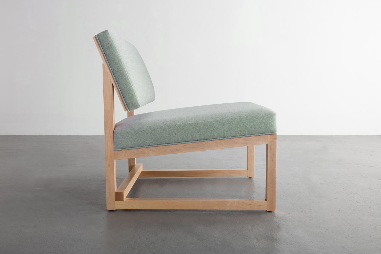 SQ Lounge Chair by David Gaynor Design
