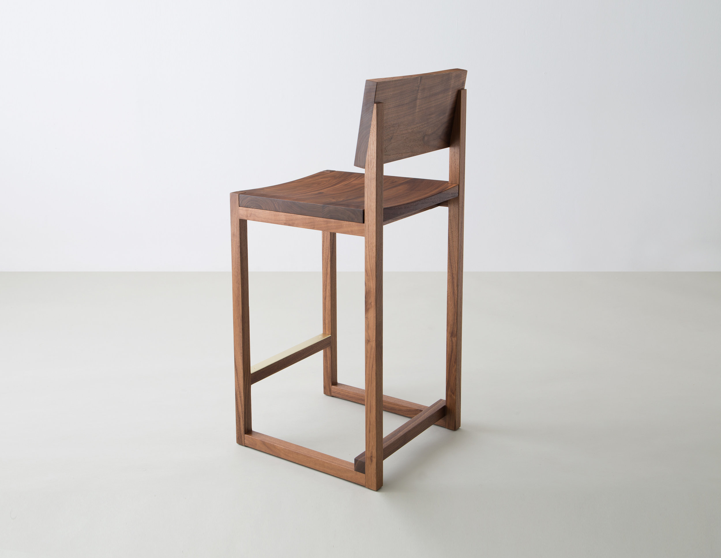 SQ Counter Stool by David Gaynor Design