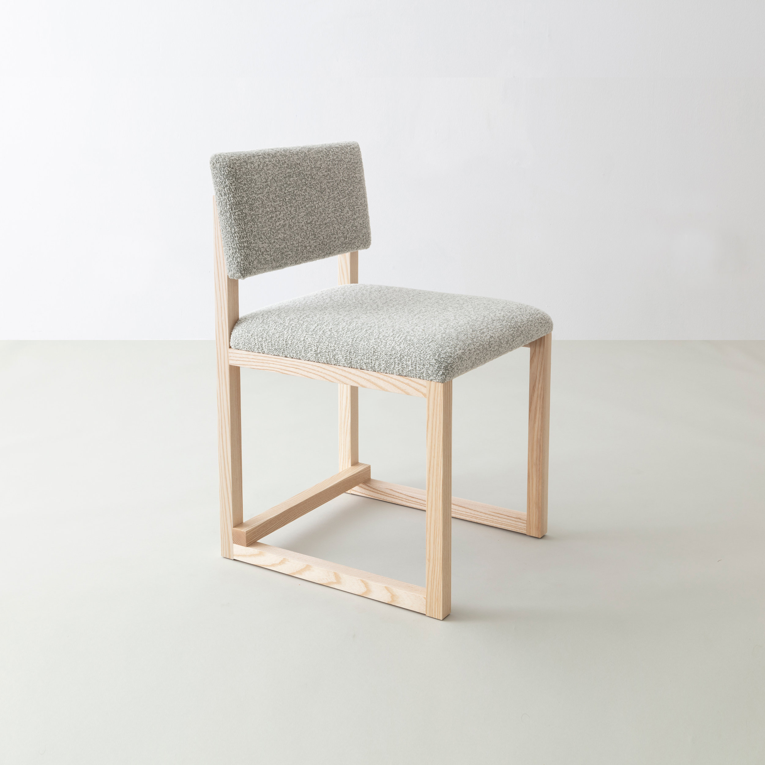 SQ Upholstered Dining Chair