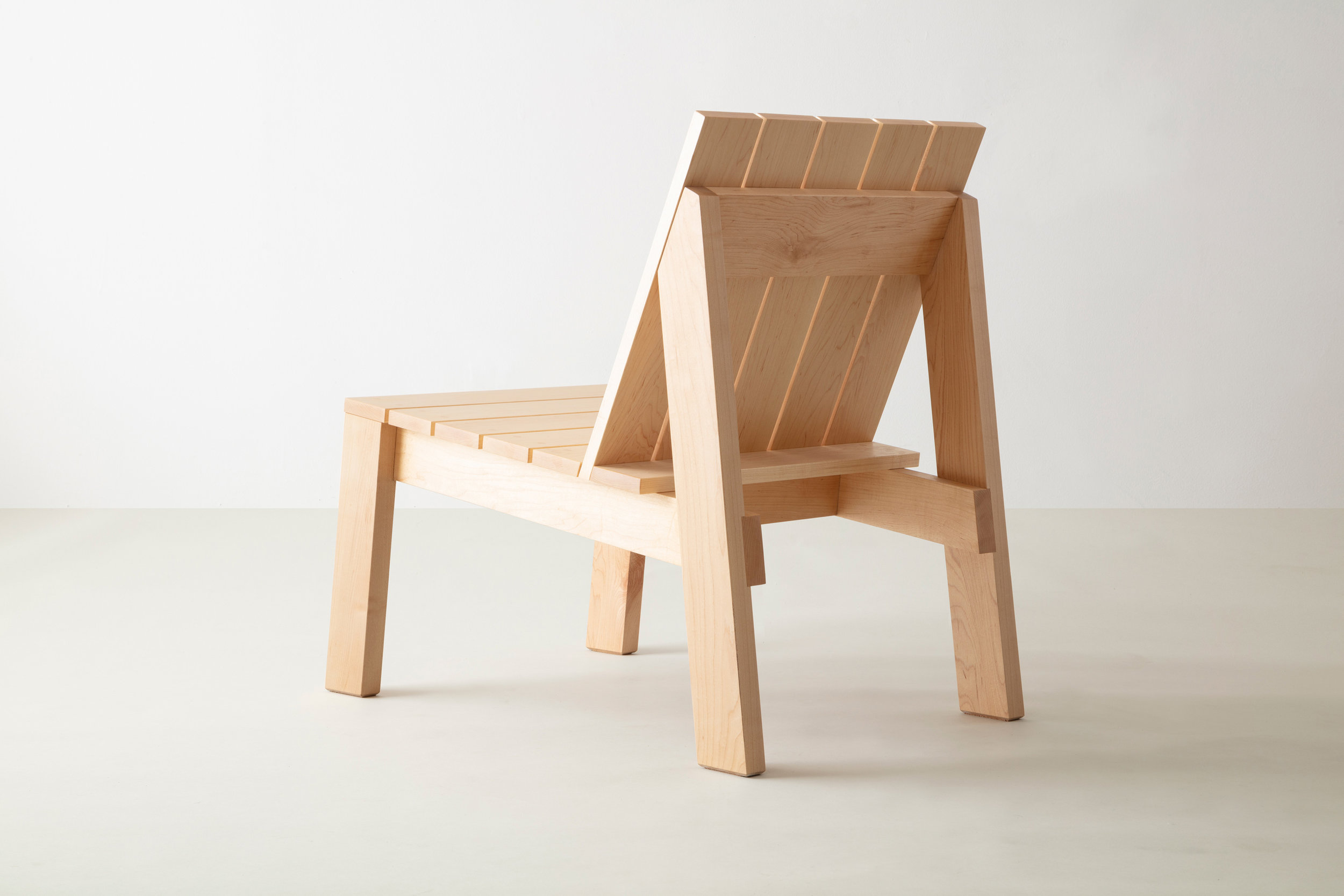 Little Wood Chair by David Gaynor Design