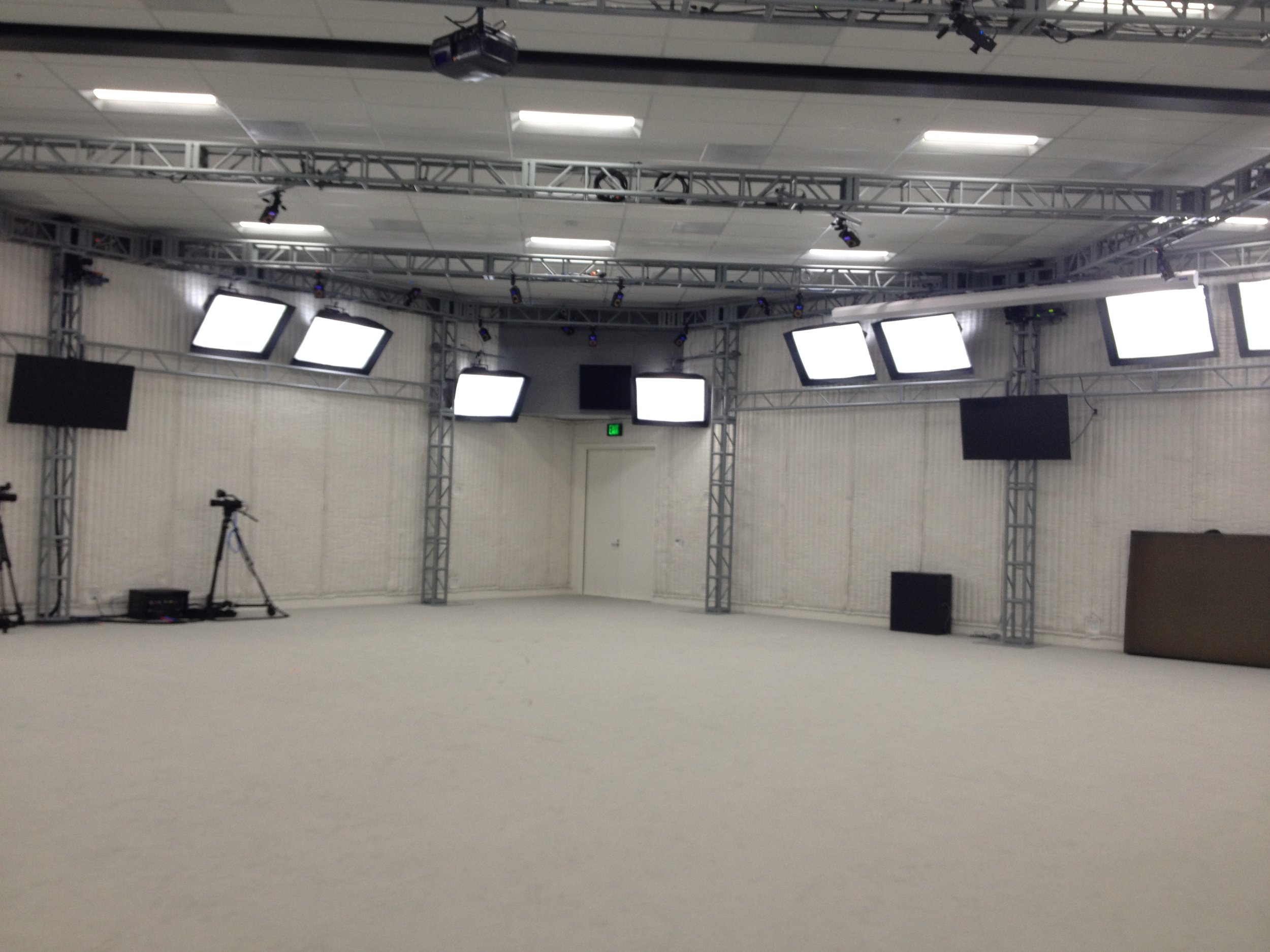 Sony MoCap at The Reserve