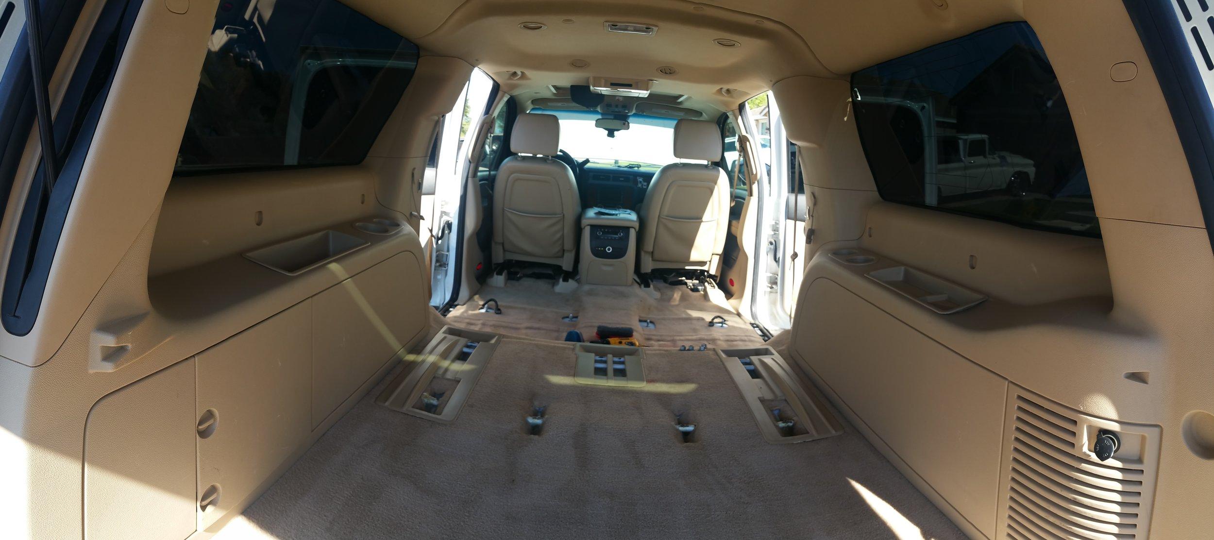 Complete Interior Detailing