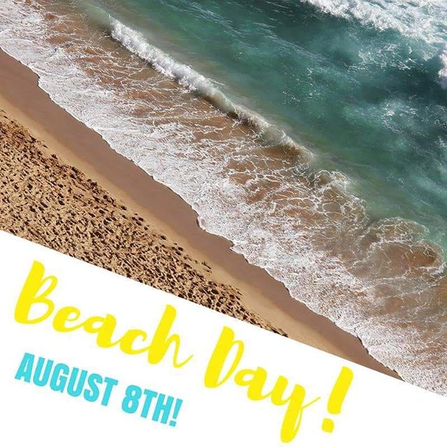 Beach Day! We are going to the beach and a concert! . . . Sign up to come through our Facebook page: SMLC Youth Group. . . Cost:$15 Students going into 7th-12th grade are welcome! Bring a friend!