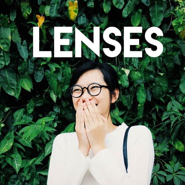 What would it look like if we had a new lens to see our friends, parents, school, future, dating, free time, money, job, sports, and activities?  #LENSES