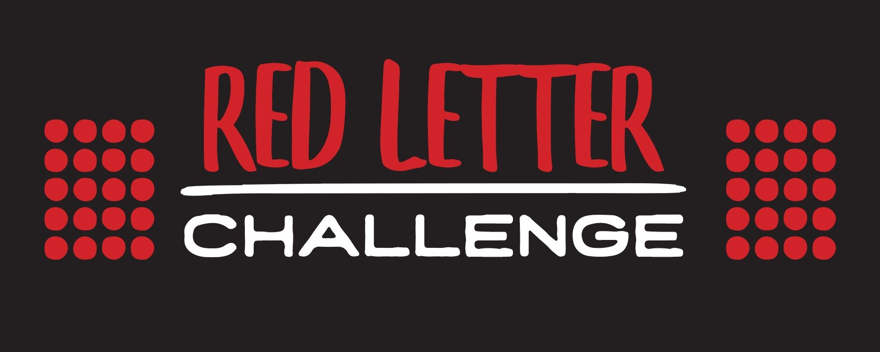 Red Letter Challenge - Click on image for sermon audio.