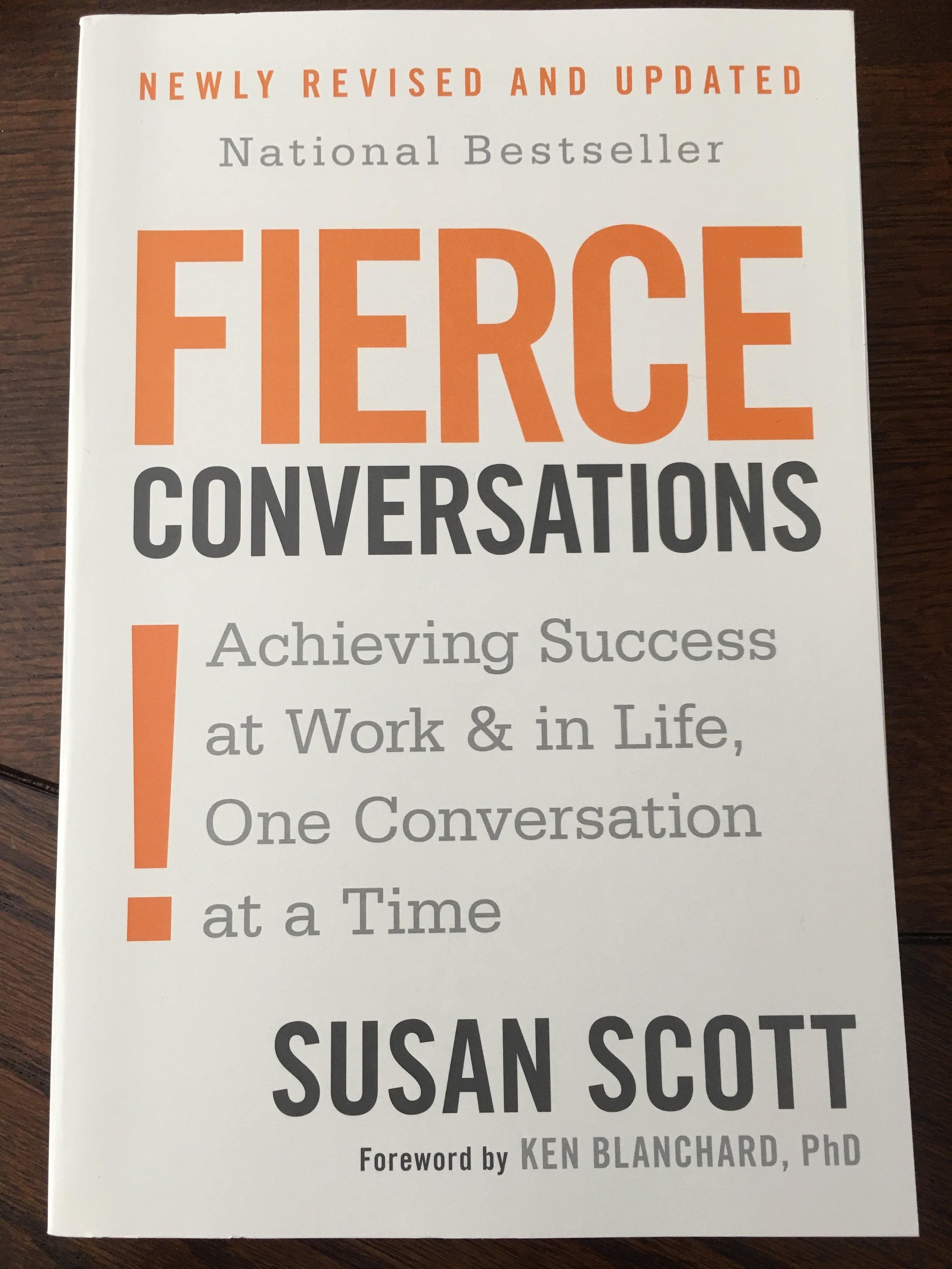 Book Fierce Conversations.JPG