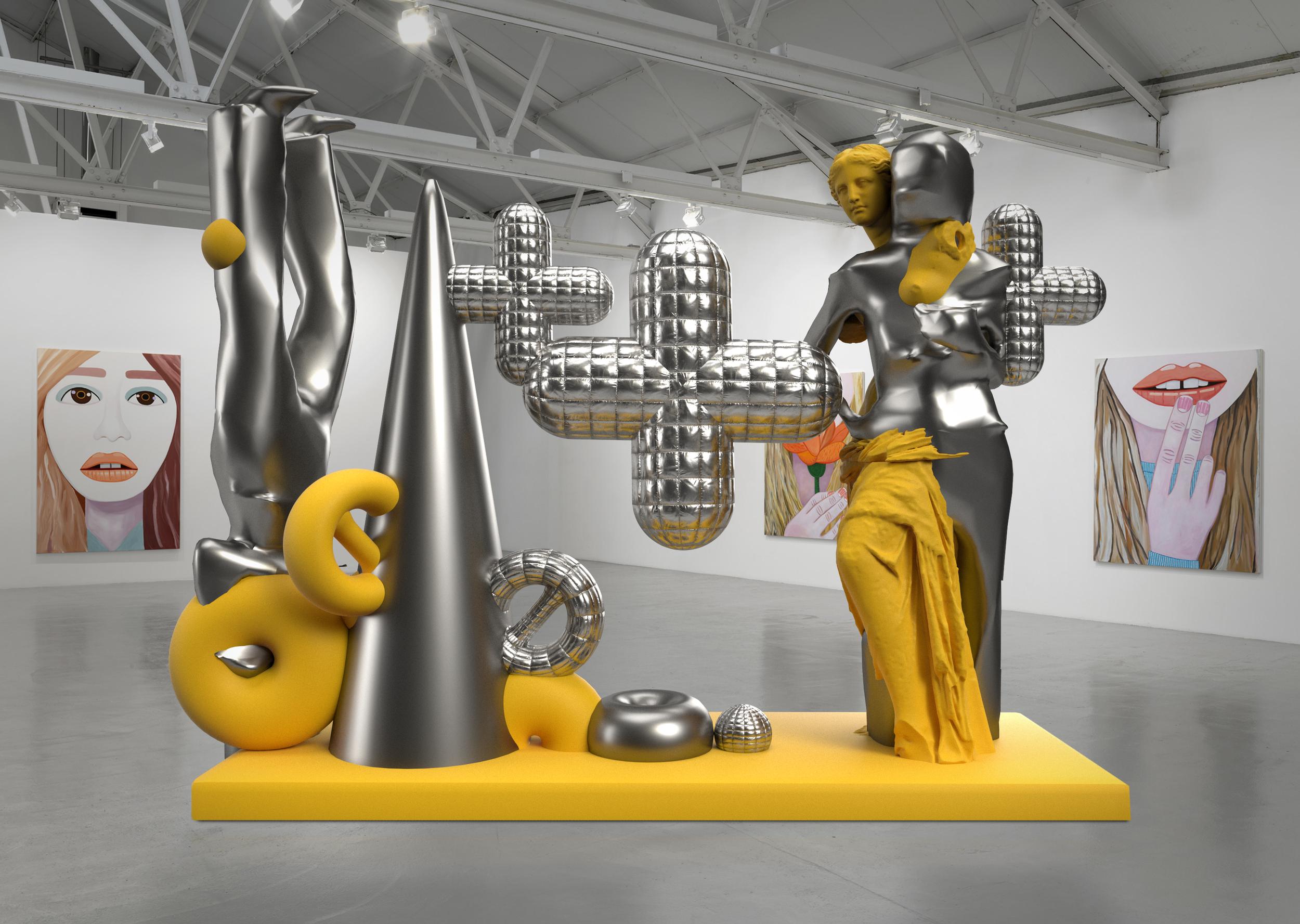 Venus Rising - Stainless Steel