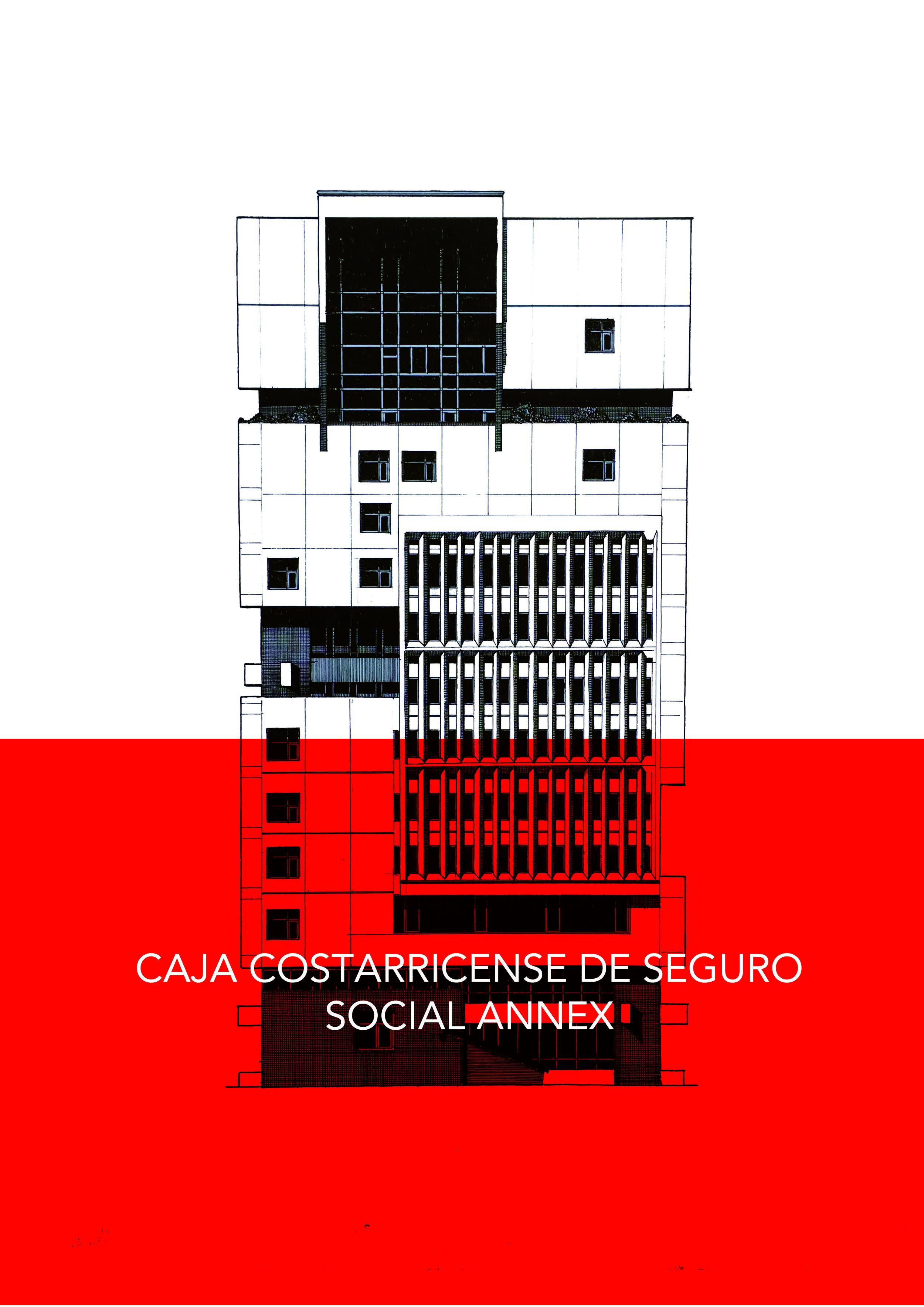 CCSS Building. Costa Rica