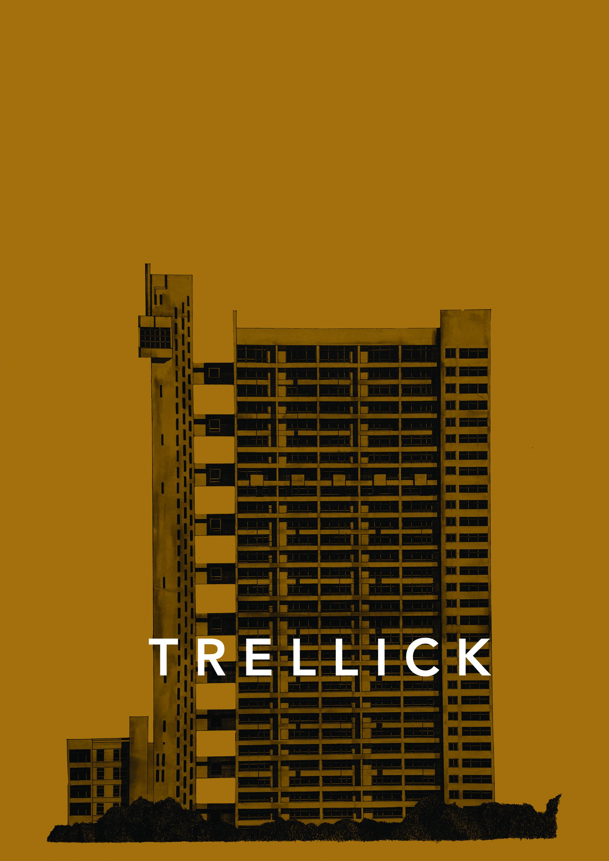 Trellick Tower. London