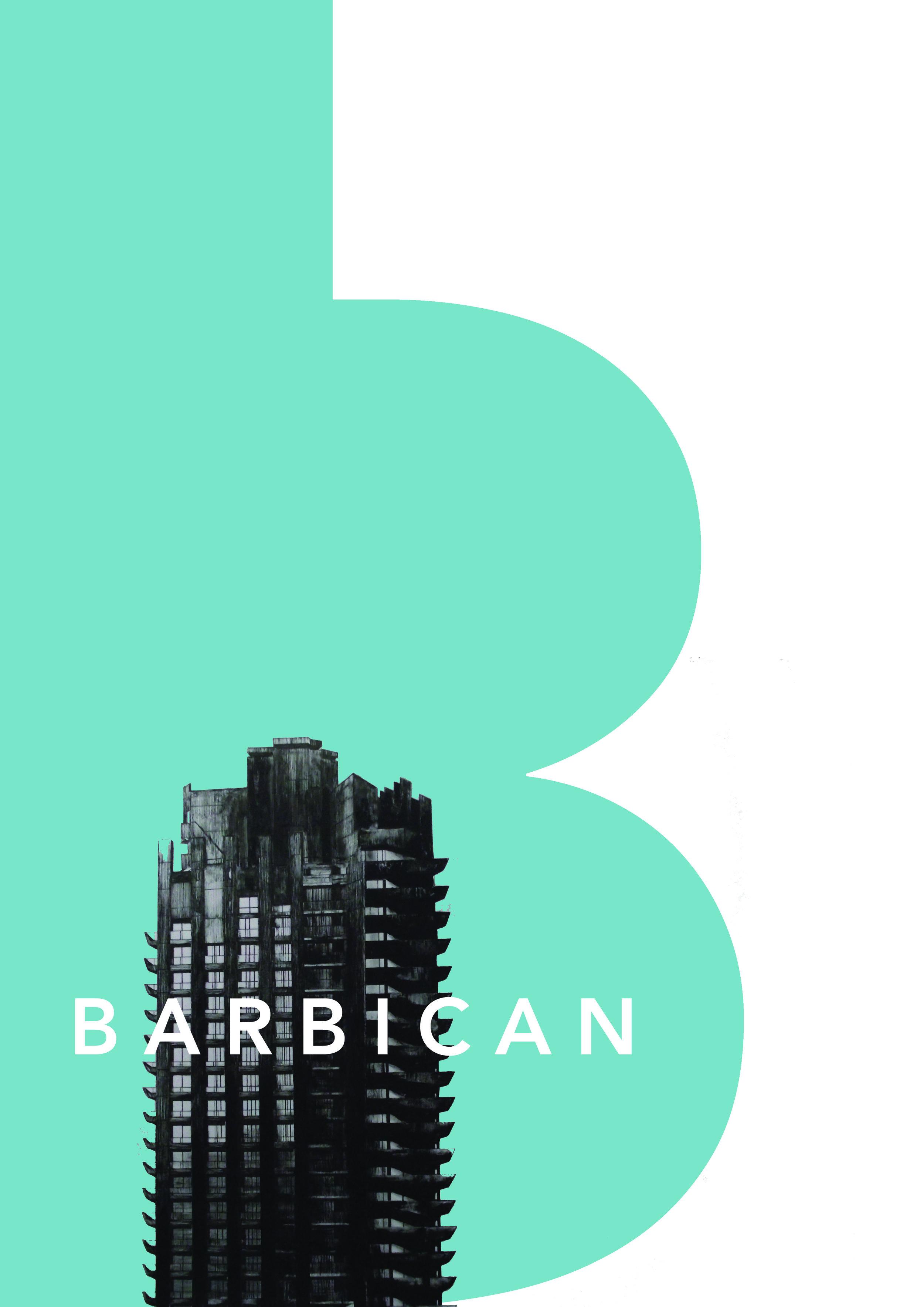 Barbican Estate. London