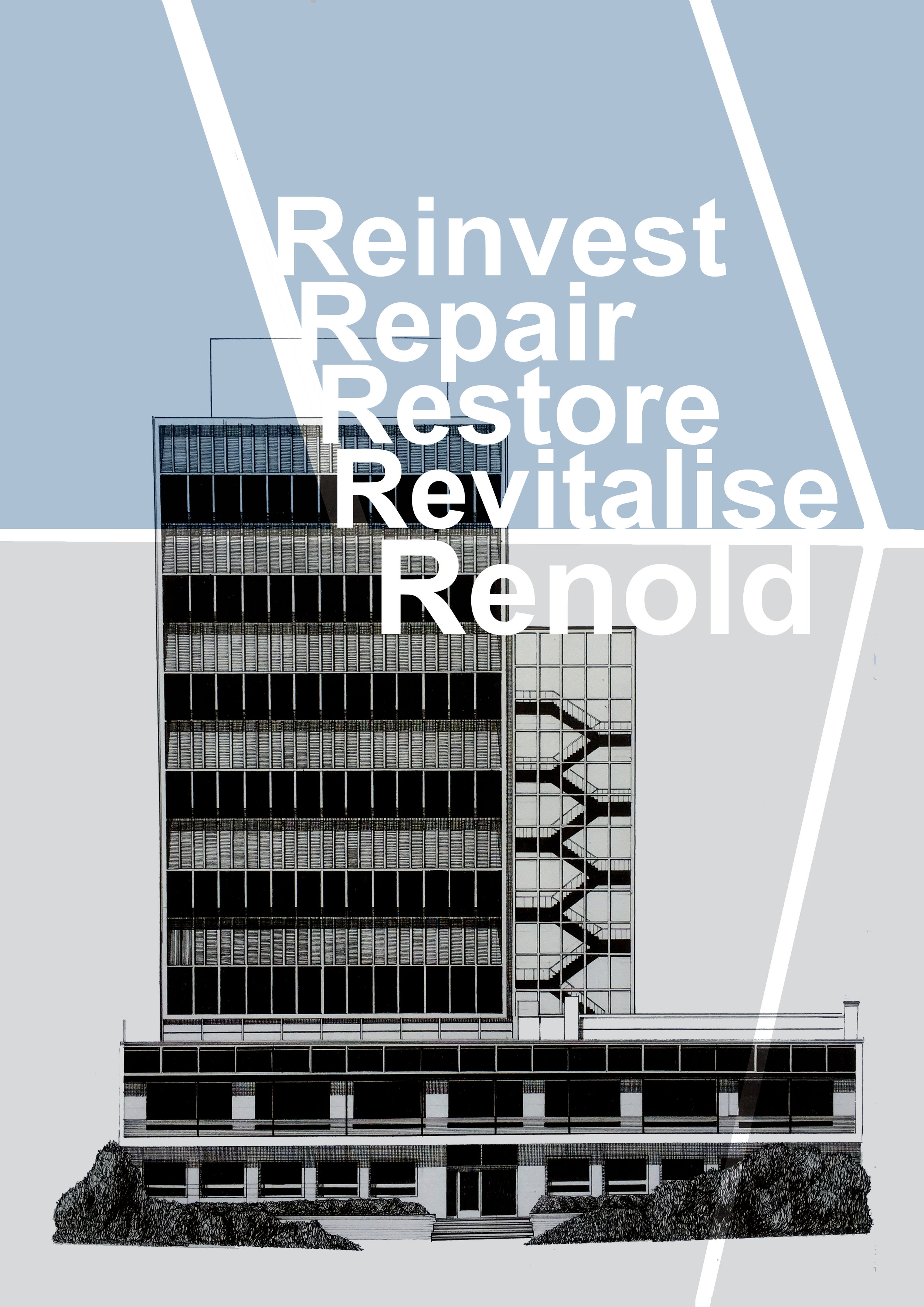 Renold Building. Manchester