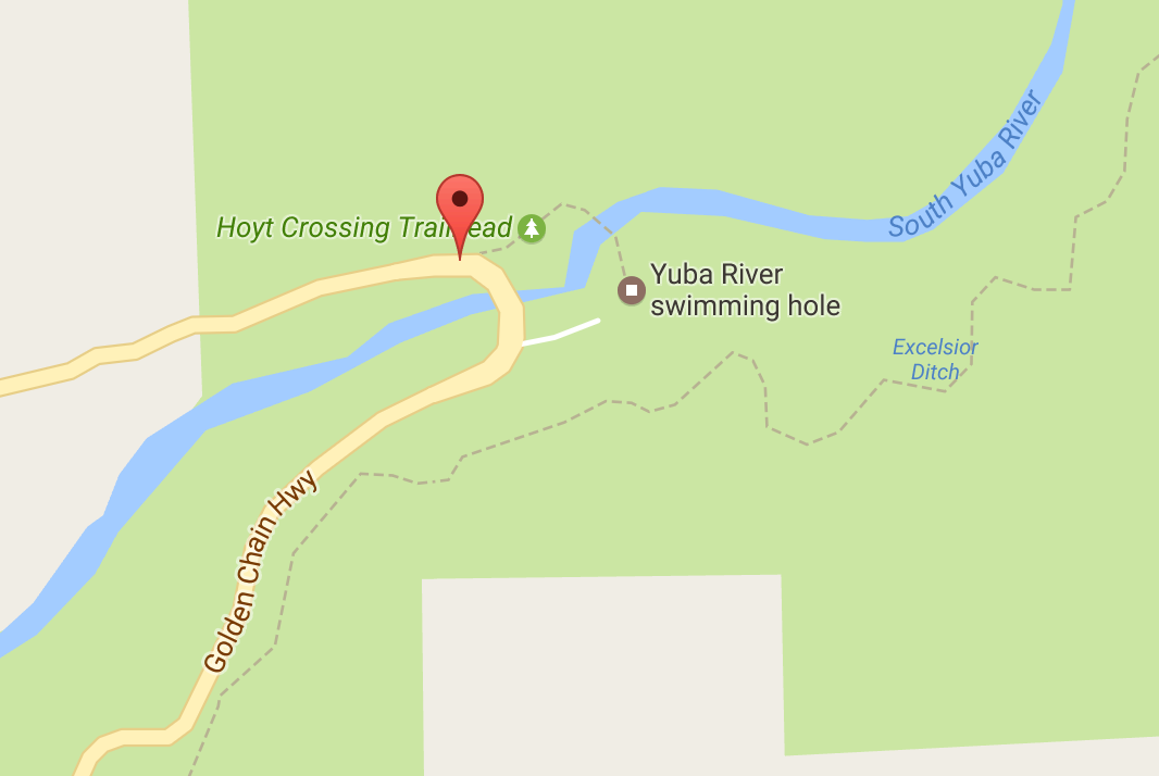 Highway 49 Crossing, South Yuba River State Park    -