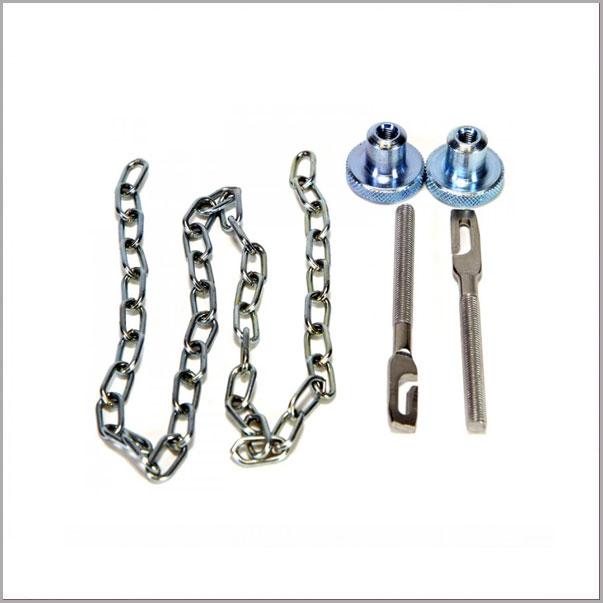 PNBA600 - Hook, Nut & Chain for Brake Bleeder Adapter