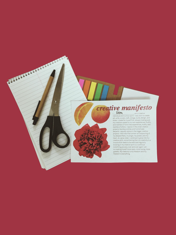 Creative Manifesto Free Download