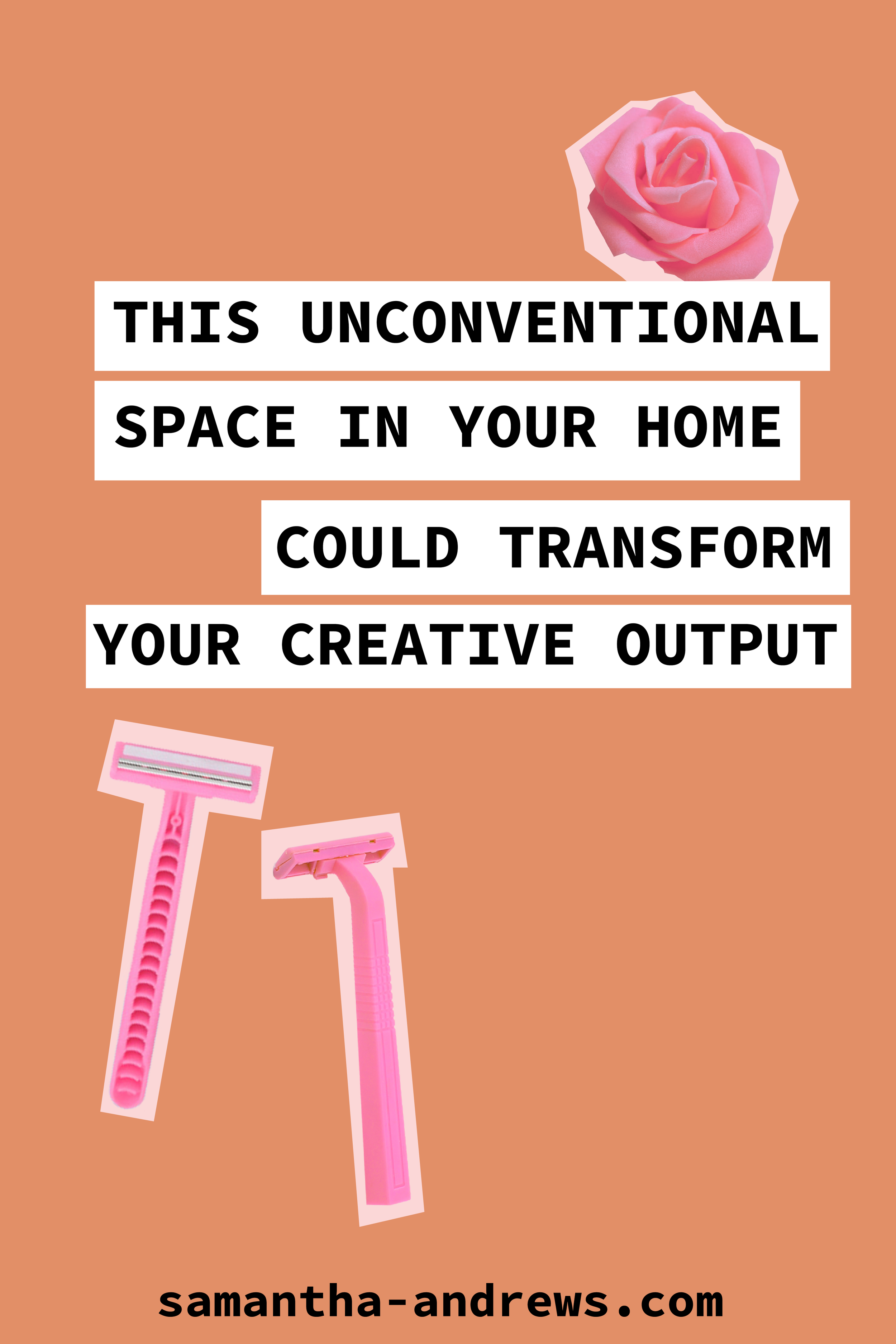 This Unconventional Space In Your Home Could Transform Your Creative Output