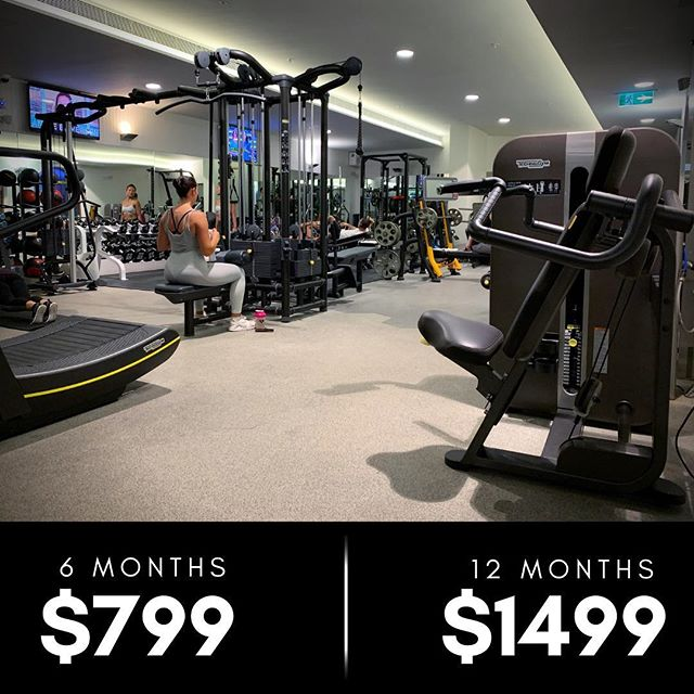 7 DAY SALE NOW ON & it's an offer you cannot refuse.. Join now on our exclusive rates saving you up to $500: 6 months - $799 ($31pw) 12 months - $1499 ($29pw)  Giving you FULL access to the brand new refurbished Speedo Fitness Club & @pacificstudiobondi.  24/7 Gym + 25M Pool + Over 45 classes every week!  Available ONLY until 11th March.
