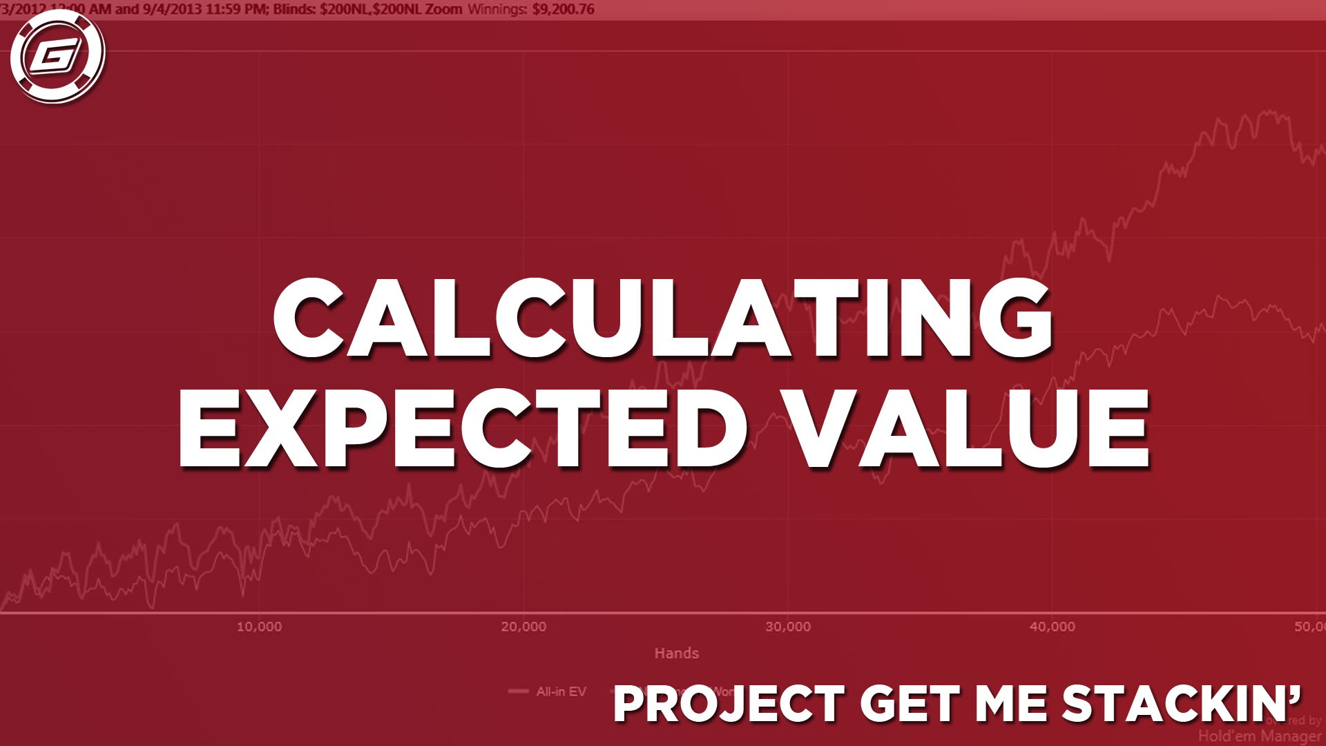 How To Calculate Expected Value - LESSON #3